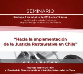 front seminario 8 de octubre